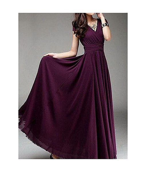 Evening Party Dress Maternity Baby Shower